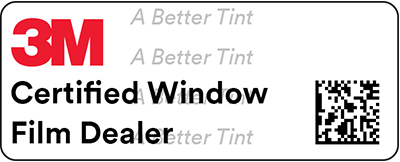 A Better Tint is certified 3M window film dealer and installer