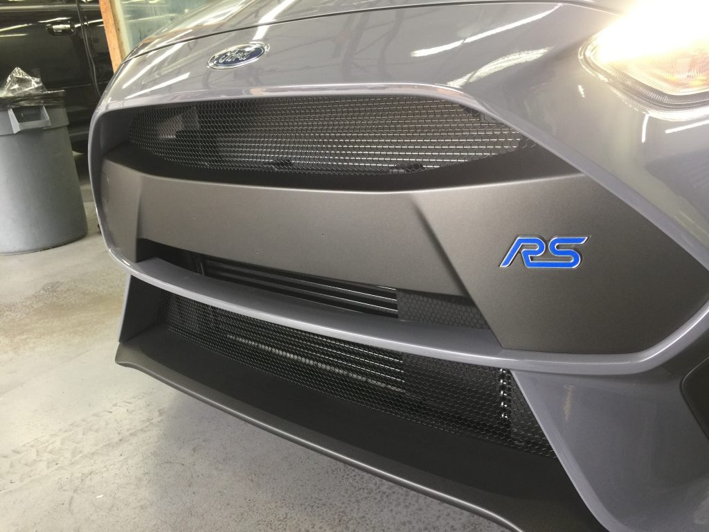 Ford Focus Rs 2017 With 3m Window Tint In Scottsdale A