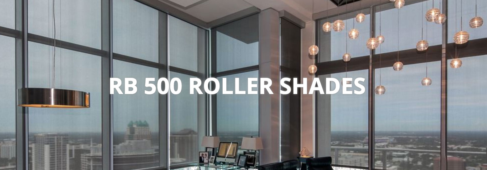 Commercial Window Shades by Hunter Douglas with A Better Tint