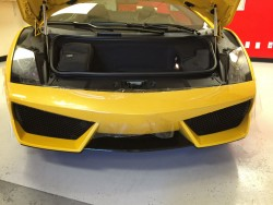 Clear bra for car and paint protection film installation in Scottsdale by A Better Tint