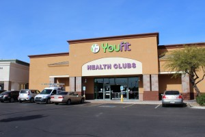 Youfit Storefront