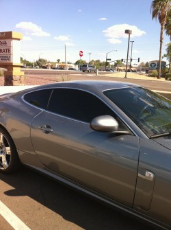 Car window tint with 3M authorized dealer of Scottsdale and Gilbert