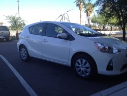 Auto tint Scottsdale with FormulaOne Pinnacle Ceramic