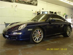 Best window tinting in Scottsdale for Porsche or any performance vehicles